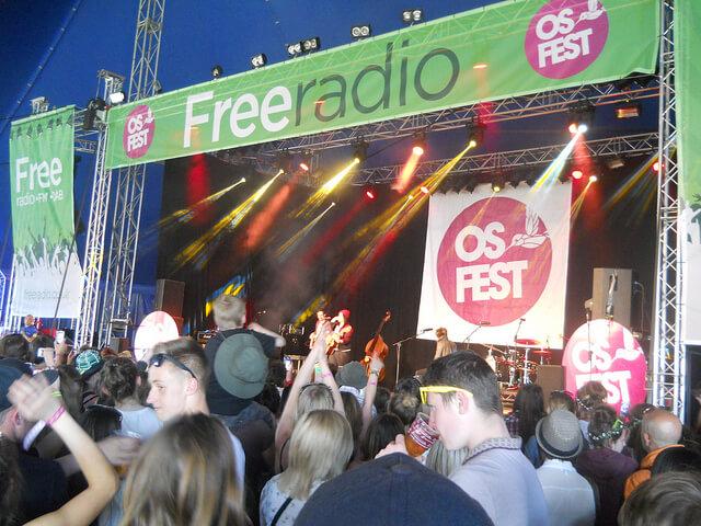 Free Radio OS Fest
