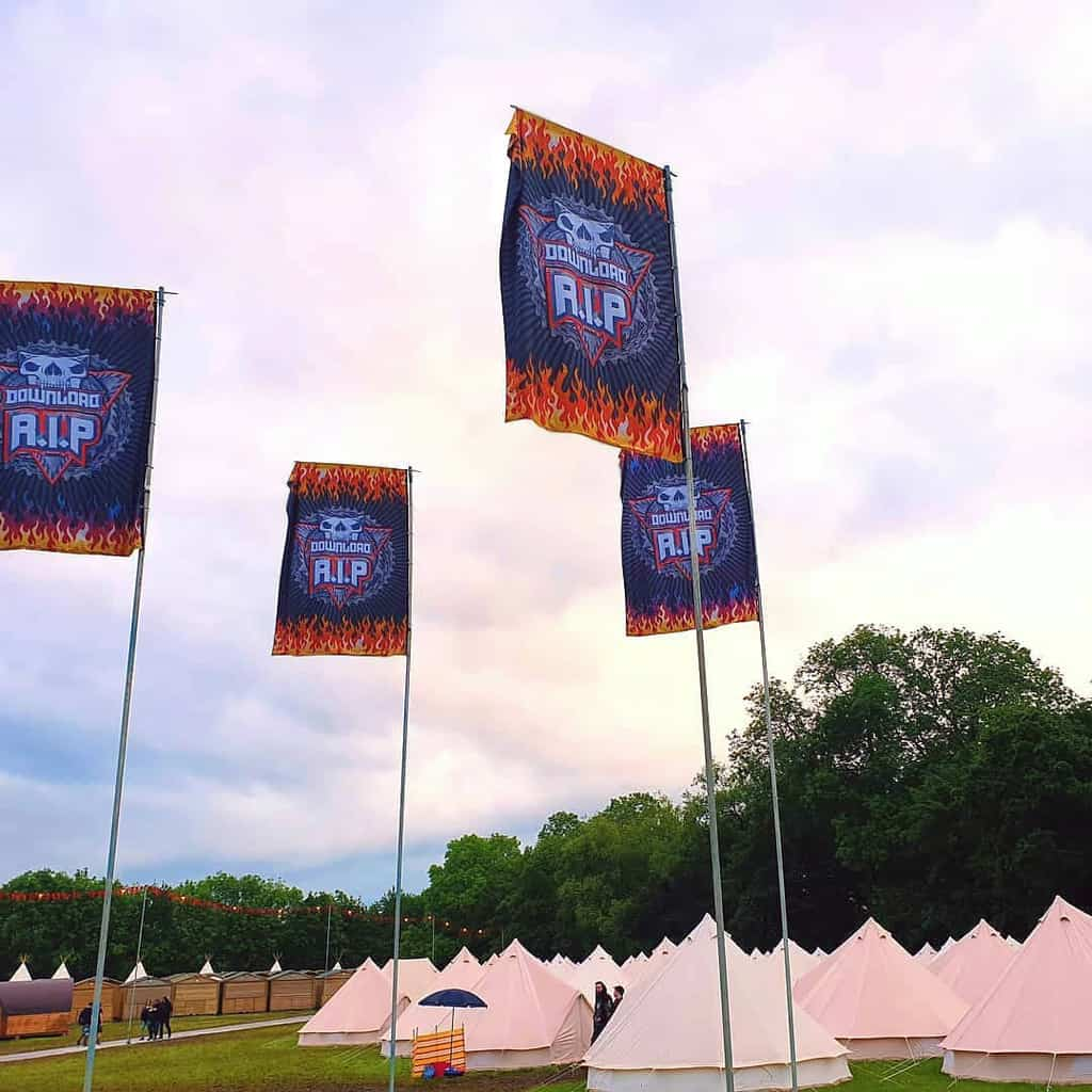 Download Festival Flags