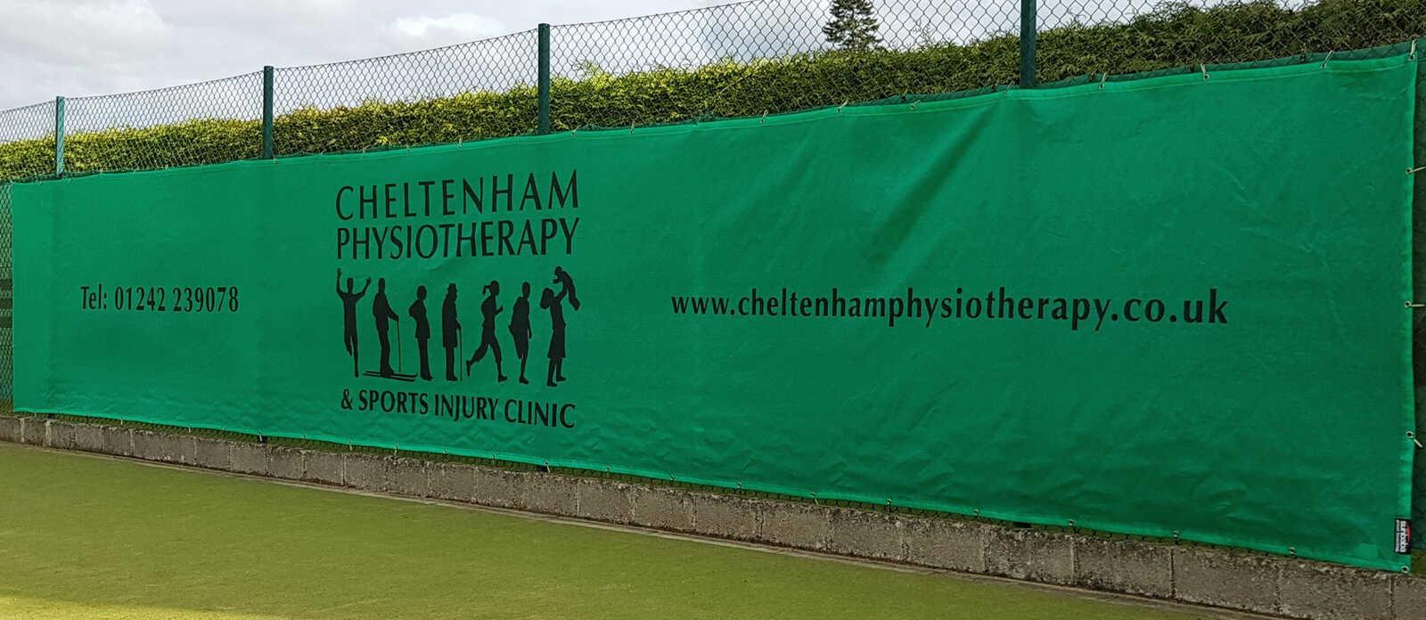 Cheltenham Physiotherapy Austronet Branding