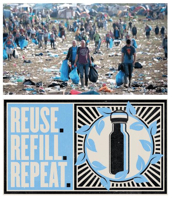 Reuse, Refill, Repeat