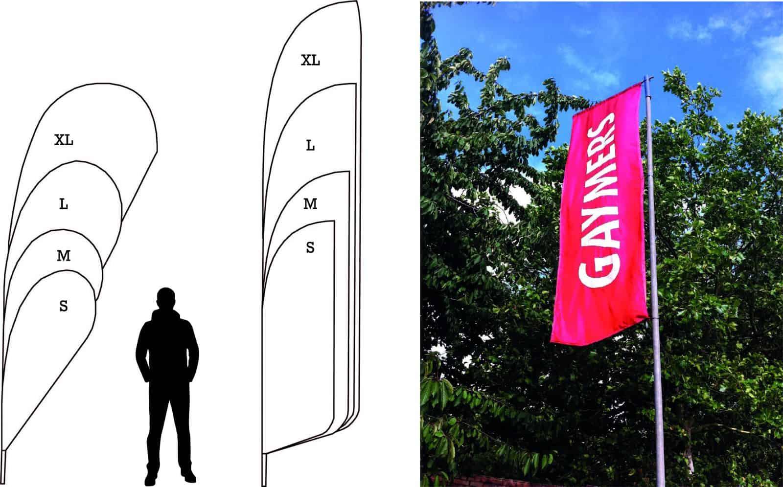 Flags Comparison