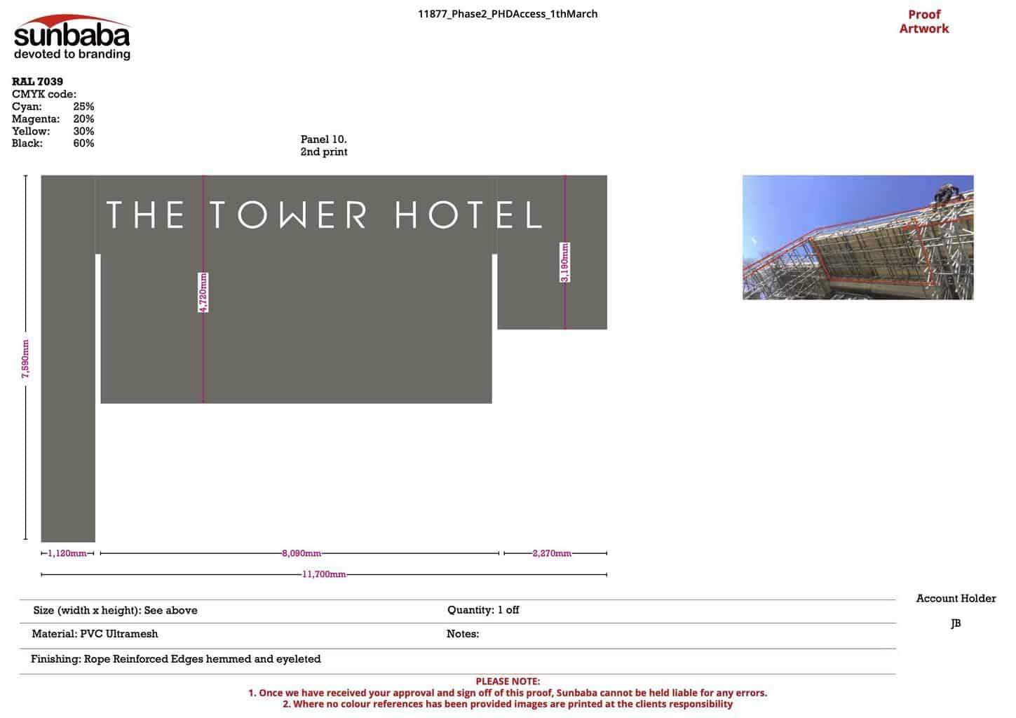 Tower Hotel Proof