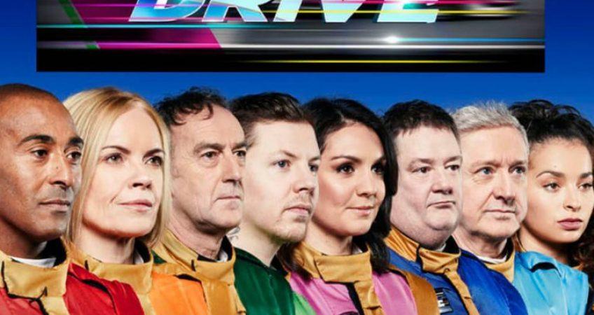 ITV brandind show branding